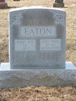 Abraham Eaton, Sr