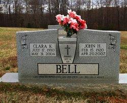 Clara Dee <i>Kinney</i> Bell