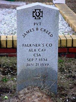 James B Creed