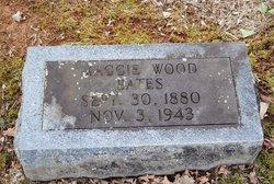 Maggie Fay <i>Wood</i> Bates