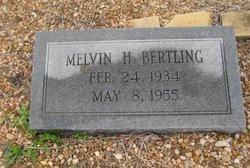 Melvin Henry Bertling