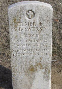 Elmer E. Bowers