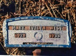 Mary Evelyn West