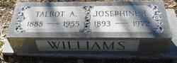 Josephine Elizabeth <i>McCullough</i> Williams