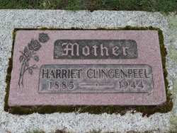 Harriett Clingenpeel