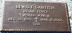 Lewis E. Ted Griffith
