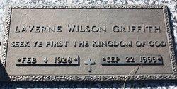 Laverne <i>Wilson</i> Griffith