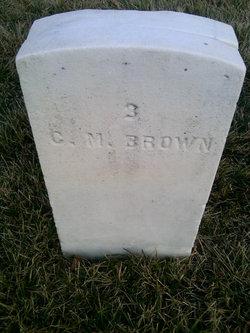 C. M. Brown