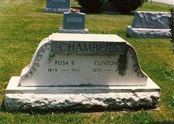 Clinton A Chambers