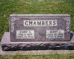 Cory S Chambers