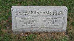 Rose Abrahams