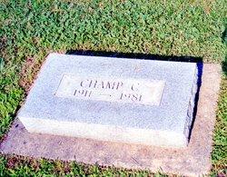 Champ C. Bishop