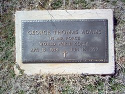George Thomas Adams