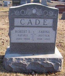 Robert Samuel Cade