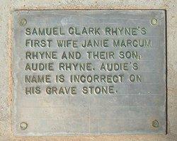 Audie Rhyne