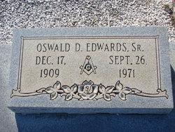 Oswald D Edwards