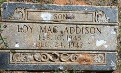 Loy Mac Addison