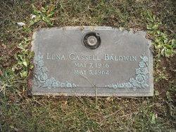 Lena <i>Cassell</i> Baldwin