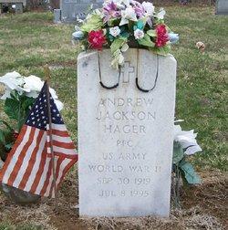 Andrew Jackson Hager