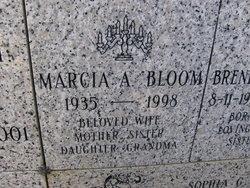 Marcia A Bloom
