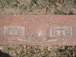 William R Galer