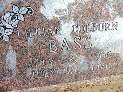 Lillian <i>Colburn</i> Bass