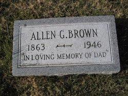 Allen Grant Brown