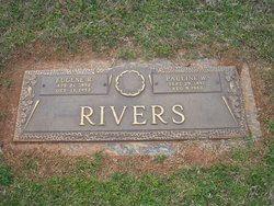 Pauline Juanita <i>Winkler</i> Rivers