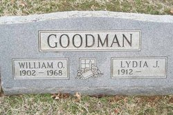 Lydia Josephine <i>Higginbottom</i> Goodman-Harper