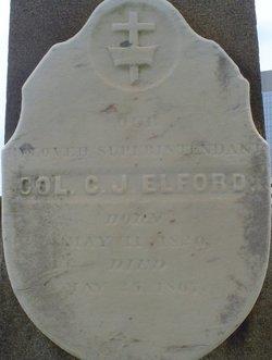 Col Charles James Elford