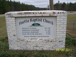 Pinetta Baptist Church Cemetery