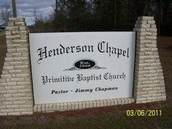 Henderson Chapel Cemetery
