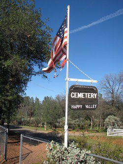 Happy Valley Cemetery