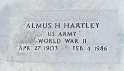 Almus Harrison Hartley