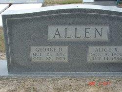 George D. Allen