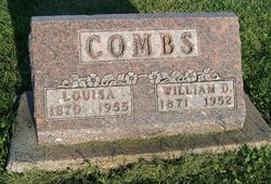 Louisa <i>Roberts</i> Combs