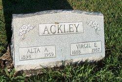Virgil Ernest Ackley