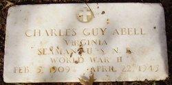 Charles Guy Abell
