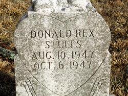 Donald Rex Stults