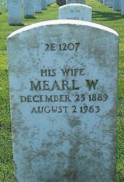 Mearl W Stevens