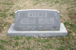 Bessie <i>Pierce</i> Ayers