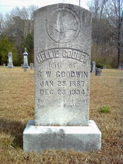 Nellie <i>Knowles</i> Cooley/Goodwin