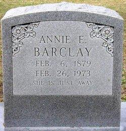 Annie Estelle <i>Boyett</i> Barclay