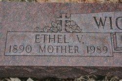 Ethel Vivian <i>Lines</i> Wickes