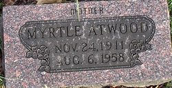 Myrtle Mae <i>Crain</i> Atwood
