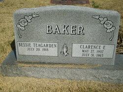 Clarence E. Baker