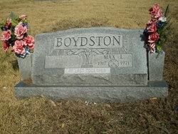 Max L. Boydston