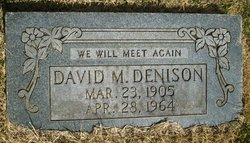 David M. Denison