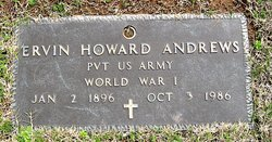 Ervin Howard Andrews