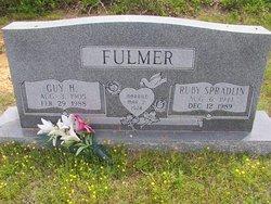 Ruby B. <i>Spradlin</i> Fulmer